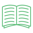 Modthink - Agile Epic Story Icon of a book