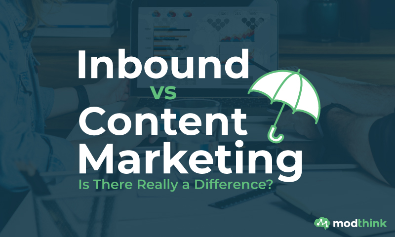 Inbound vs. Content Marketing: Is There Really a Difference?