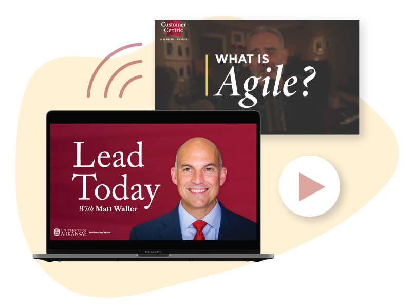 Modthink-Videos Lead Today and What is Agile?